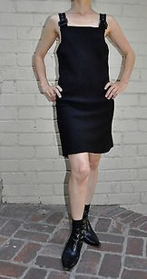 short dress Black What Comes Around Goes on Tradesy
