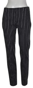Other Zara Womens Blue White Striped Dress Polyester Trouser Pants