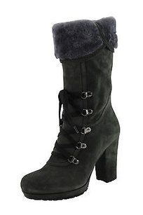 Cafe Noir Grey Womens Grigio Boots