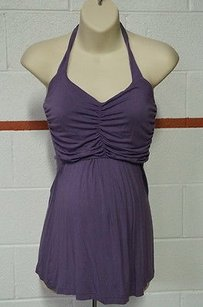 Other Blissfulbabes Viscosespandex Halter See Measurements 7316 Purples Halter Top