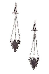 Other Stephen Webster Sterling Silver Chain Doublet Superstud Earrings