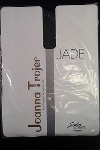 Other Joanna Trojer Jade Sheer Denier Nylon Panty Hose Navy 1
