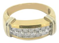 Other Ladies 18k Yellow Gold Diamond Ring