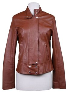 Other Max Womens Med Casual Coat Brown Jacket