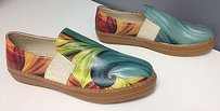 Loafers Moccasins Multi-Color Flats