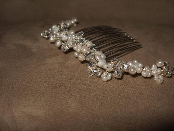 Maria Elena Wedding Maria Elena Headpiece