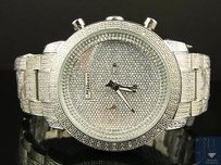 Mens Jojojojino Joe Rodeo Aqua Master Iced Out Diamond Watch Mj-1000 1.05 Ct