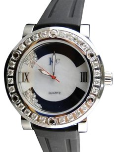 Other Mens Techno Com Kc Joe Rodeo Master Floating Genuine Big Diamond Watch Ct