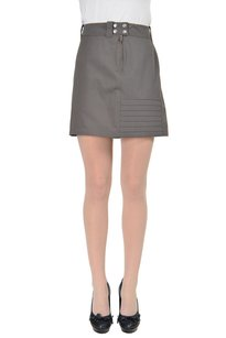 Mini Mini Mini Skirt Gray