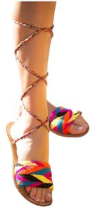 Multicolor Sandals