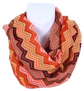 NEW STYLE HOT FASHION CHEVRON PRINT INFINITY SCARF(PK)