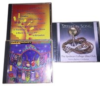 Other One World Music 3- CD Set; Sweet Honey In The Rock, The Spelman College Glee Club, Ras Bonghi [ SisterSoul Closet ]