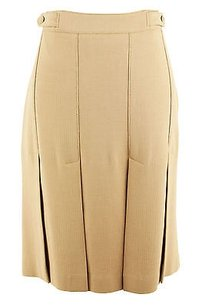 Mila Schon Womens Skirt brown