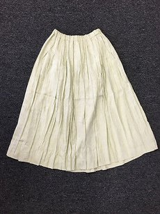 Other Marisa Christina Classics Floral Stretch Waist Pleated Sma2754 Skirt Green