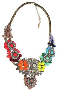 Other Rainbow Statement Necklace