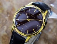 Seiko Seikomatic 1960 Dress Watch Made In Japan Mens Vintage Automatic D110