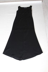 Other short dress Black Moda Mario Lauderdale Poly Sleeveless Long Side Zip Hs on Tradesy