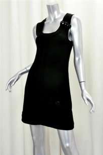 Other short dress Black Alannah Hill Womens Wool Knit Sleeveless Shift Mini Little on Tradesy