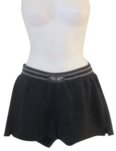 Other Shorts Black grey red