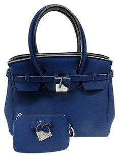 Other Save My Navy Icon Poly Lycra Hand Shoulder Bag