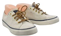 Sperry Top Sider Womens Ivory Athletic