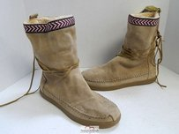 Toms Nepal Sand Suede Beige Boots