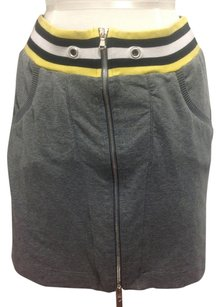 Sporty Girly Skirt Gray