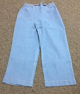 D And Co Denim Company Blue Straight Leg Jeans