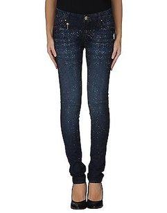 Lerock Womens Dark Wash Straight Leg Jeans