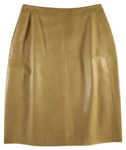 Other Straight Pencil Skirt Brown