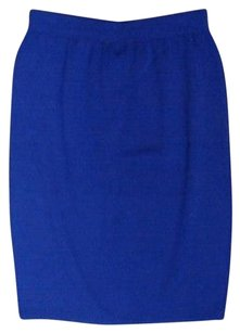 John Sports Wear Skirt Royal Blue