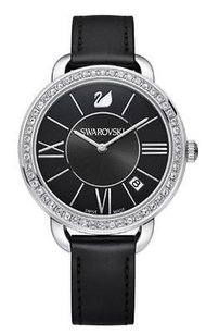Swarovski Aila Day Black Ladies Watch 5172151