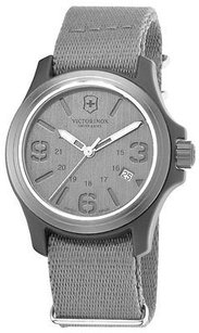 Swiss Army Victorinox Original Nato Nylon Mens Watch 241515
