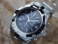 Tag Heuer Mens Exclusive Cn2111 0 Chronograph Swiss Made Stainless Watch N6