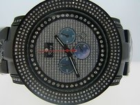 Tg King Joe Rodeo Black Row Diamond Watch Ct