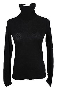Iblues Womens Long Sleeve Top black
