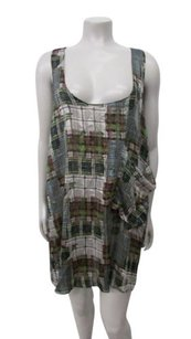 Karen Zambos Vintage Couture Top MULTI