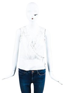Jeans Paul Gaultier Top White