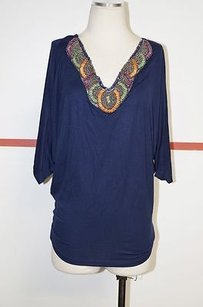 Other Threads With Embellished 34 Sleeve See Tunic