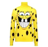 Other Moschino Couture Jeremy Scott Spongebob Collectors Sweater
