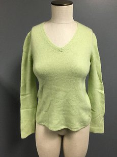 Other Matilde Womens Cashmere V Neck Long Sleeve Knit Sm2575 Sweater