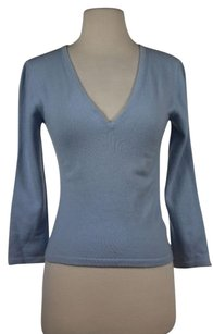 Other Tania Womens Cashmere 34 Sleeve Knit Sweater