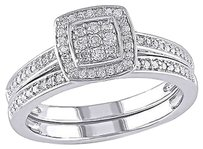 Other Sterling Silver 14 Ct Diamond Tw Fashion Ring Gh I2i3