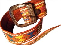 Women's Made in India Leather Belt