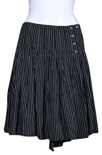 Miss Sixty Luxury Womens Skirt Black