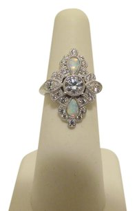 Other Xavier Absolute Synthetic Opal Ring 5