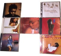 Ladies of Soul & R&B 7- CD Set; Patti LaBelle, Janet Jackson, Deborah Cox, India Arie, Heather Headley, Tracy Chapman, Vanessa Williams [ SisterSoul Closet ]