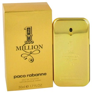 Paco Rabann 1 Million By Paco Rabanne Eau De Toilette Spray 1.7 Oz