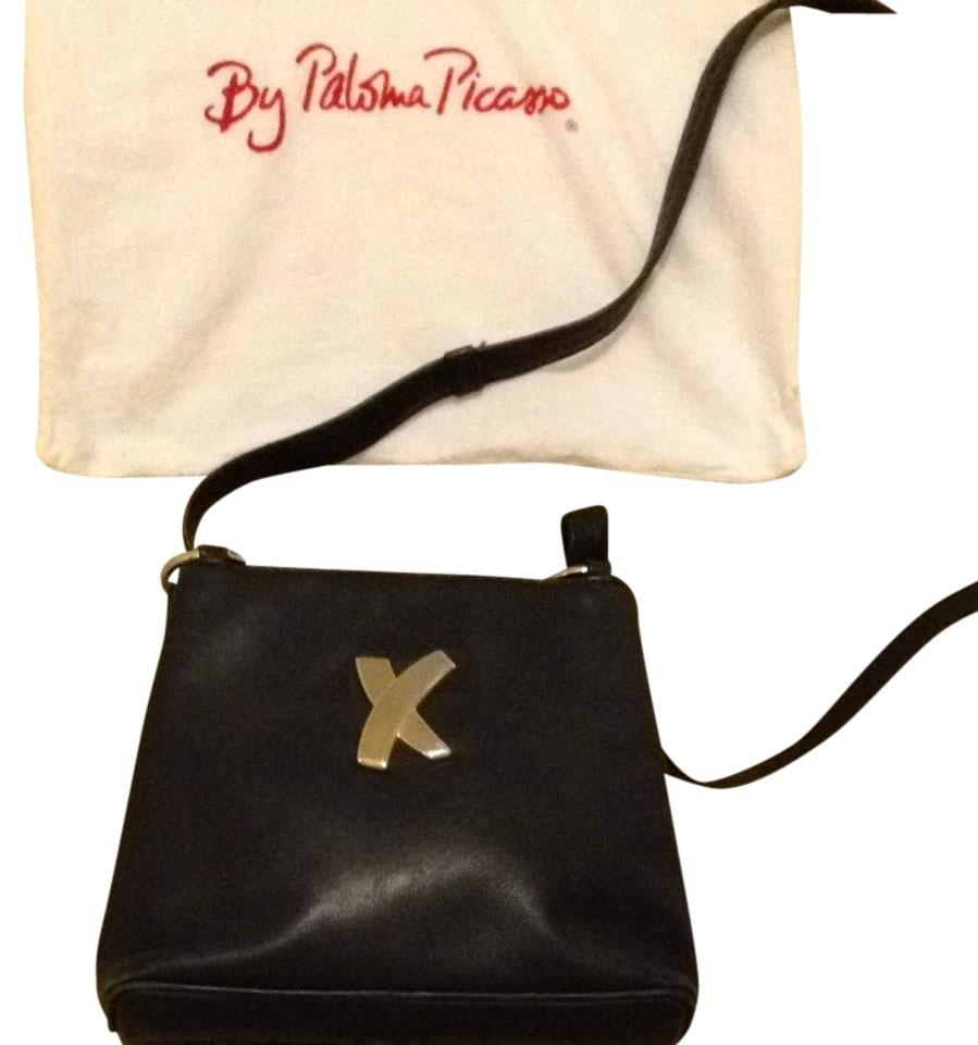 Paloma Picasso 1990s Paloma Picasso 3 Xs Shoulder Bag XWyT7Tu
