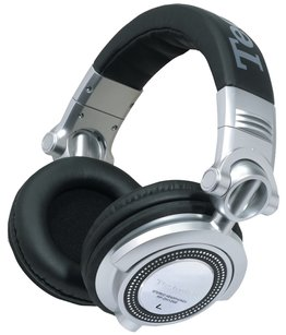 Panasonic Panasonic Dh1250 Technics Professional Dj Headphones With Detachable Microphone & Controller